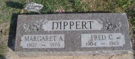 DIPPERT, FRED C. - Dawes County, Nebraska | FRED C. DIPPERT - Nebraska Gravestone Photos