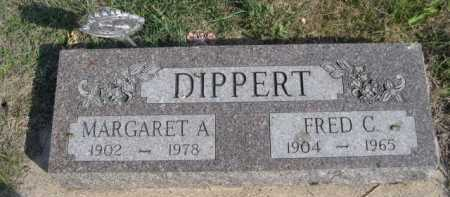 DIPPERT, FRED C. - Dawes County, Nebraska | FRED C. DIPPERT - Nebraska Gravestone Photos