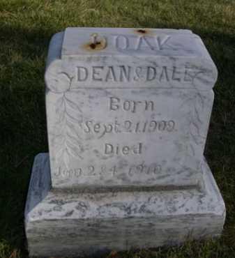 DOAK, DALE - Dawes County, Nebraska | DALE DOAK - Nebraska Gravestone Photos