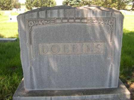 DOBBINS, FAMILY - Dawes County, Nebraska   FAMILY DOBBINS - Nebraska Gravestone Photos