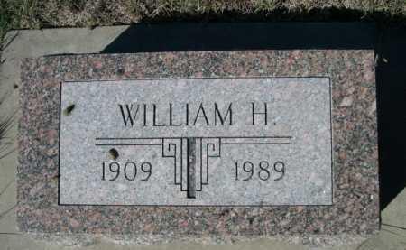 DODD, WILLIAM H. - Dawes County, Nebraska   WILLIAM H. DODD - Nebraska Gravestone Photos