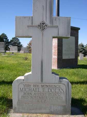 DOLAN, MICHAEL - Dawes County, Nebraska   MICHAEL DOLAN - Nebraska Gravestone Photos