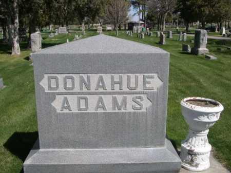 DONAHUE, FAMILY - Dawes County, Nebraska | FAMILY DONAHUE - Nebraska Gravestone Photos