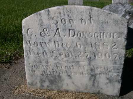 DONOGHUE, SON OF C. & A. - Dawes County, Nebraska | SON OF C. & A. DONOGHUE - Nebraska Gravestone Photos