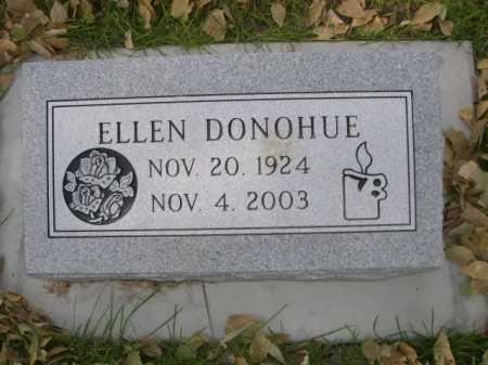 DONOHUE, ELLEN - Dawes County, Nebraska | ELLEN DONOHUE - Nebraska Gravestone Photos