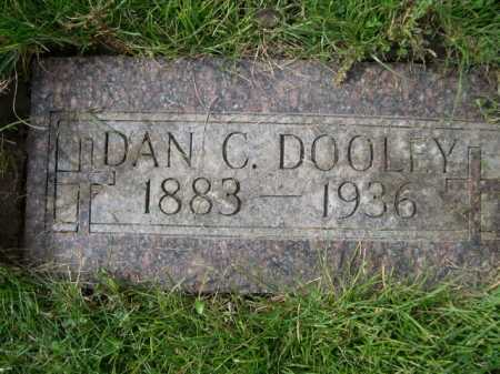 DOOLEY, DAN C. - Dawes County, Nebraska | DAN C. DOOLEY - Nebraska Gravestone Photos