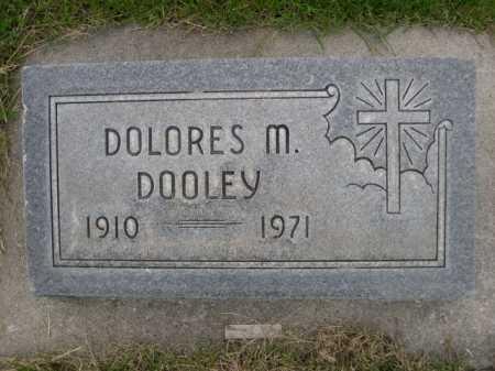 DOOLEY, DOLORES M. - Dawes County, Nebraska   DOLORES M. DOOLEY - Nebraska Gravestone Photos
