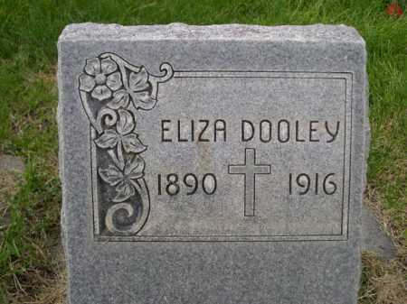 DOOLEY, ELIZA - Dawes County, Nebraska | ELIZA DOOLEY - Nebraska Gravestone Photos