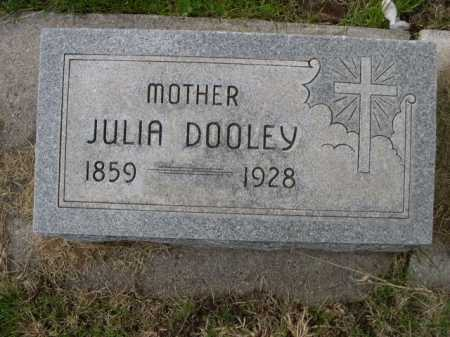 DOOLEY, JULIA - Dawes County, Nebraska | JULIA DOOLEY - Nebraska Gravestone Photos
