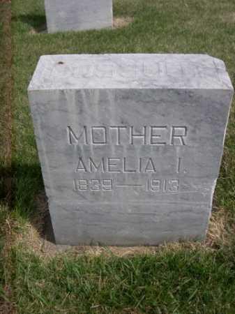 DOSSUOT, AMELIA I. - Dawes County, Nebraska | AMELIA I. DOSSUOT - Nebraska Gravestone Photos