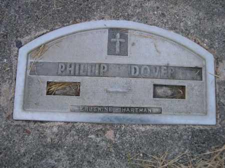 DOVER, PHILLIP - Dawes County, Nebraska | PHILLIP DOVER - Nebraska Gravestone Photos
