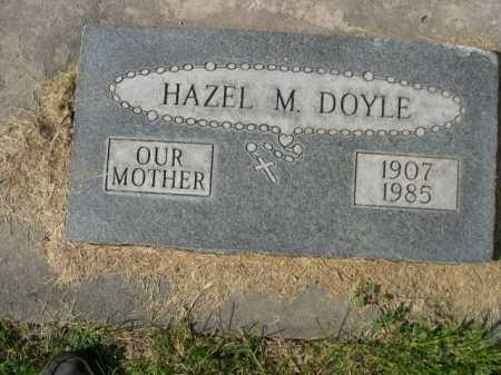 DOYLE, HAZEL M. - Dawes County, Nebraska | HAZEL M. DOYLE - Nebraska Gravestone Photos