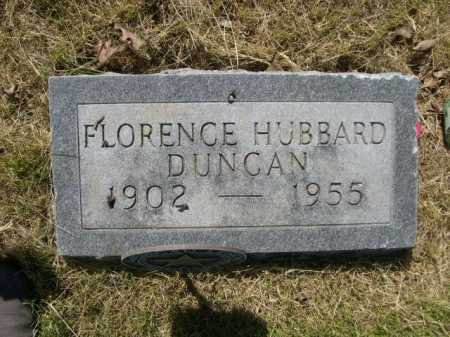 HUBBARD DUNCAN, FLORENCE - Dawes County, Nebraska | FLORENCE HUBBARD DUNCAN - Nebraska Gravestone Photos