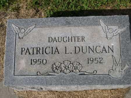 DUNCAN, PATRICIA L. - Dawes County, Nebraska | PATRICIA L. DUNCAN - Nebraska Gravestone Photos