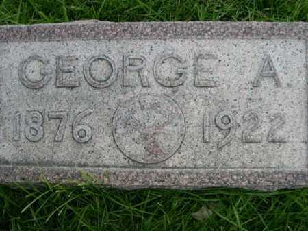 EARNEST, GEORGE A. - Dawes County, Nebraska | GEORGE A. EARNEST - Nebraska Gravestone Photos
