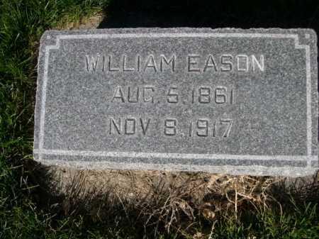 EASON, WILLIAM - Dawes County, Nebraska | WILLIAM EASON - Nebraska Gravestone Photos