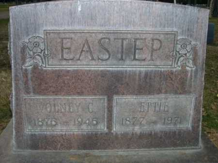 EASTEP, ETTIE - Dawes County, Nebraska | ETTIE EASTEP - Nebraska Gravestone Photos