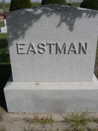 EASTMAN, FAMILY - Dawes County, Nebraska | FAMILY EASTMAN - Nebraska Gravestone Photos