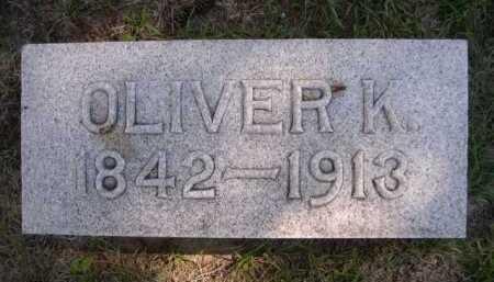 EASTMAN, OLIVER K. - Dawes County, Nebraska | OLIVER K. EASTMAN - Nebraska Gravestone Photos