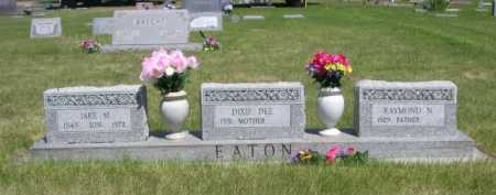 EATON, JAKE M. - Dawes County, Nebraska | JAKE M. EATON - Nebraska Gravestone Photos