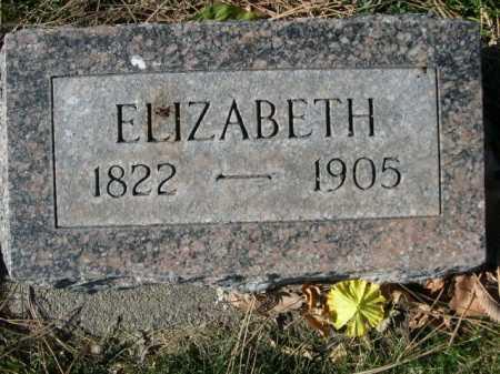 ECKMAN, ELIZABETH - Dawes County, Nebraska | ELIZABETH ECKMAN - Nebraska Gravestone Photos