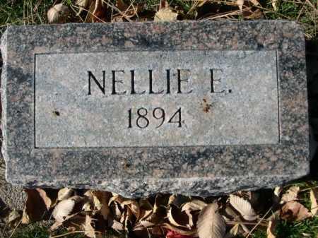 ECKMAN, NELLIE E. - Dawes County, Nebraska | NELLIE E. ECKMAN - Nebraska Gravestone Photos
