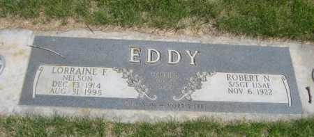 EDDY, ROBERT N. - Dawes County, Nebraska | ROBERT N. EDDY - Nebraska Gravestone Photos