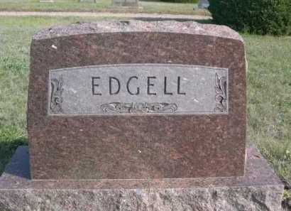 EDGELL, FAMILY - Dawes County, Nebraska | FAMILY EDGELL - Nebraska Gravestone Photos