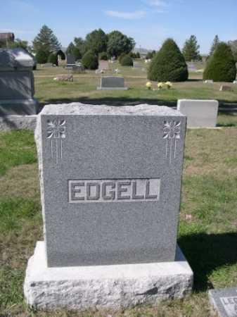 EDGELL, FAMILY - Dawes County, Nebraska | FAMILY EDGELL - Nebraska Gravestone Photos