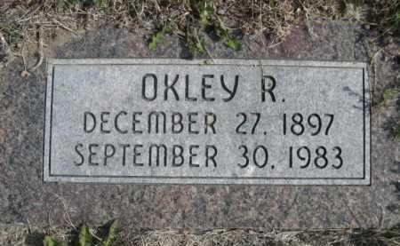 EDGELL, OKLEY R. - Dawes County, Nebraska | OKLEY R. EDGELL - Nebraska Gravestone Photos