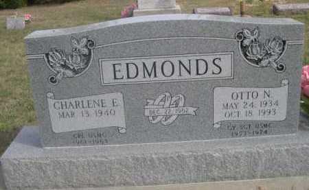 EDMONDS, OTTO N. - Dawes County, Nebraska | OTTO N. EDMONDS - Nebraska Gravestone Photos