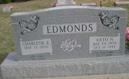 EDMONDS, CHARLENE E. - Dawes County, Nebraska | CHARLENE E. EDMONDS - Nebraska Gravestone Photos