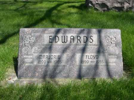 EDWARDS, MARJORIE - Dawes County, Nebraska | MARJORIE EDWARDS - Nebraska Gravestone Photos