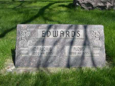 EDWARDS, FLOYD - Dawes County, Nebraska | FLOYD EDWARDS - Nebraska Gravestone Photos