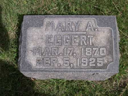 EGGERT, MARY - Dawes County, Nebraska | MARY EGGERT - Nebraska Gravestone Photos