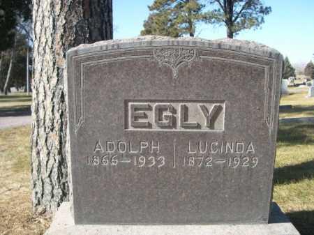 EGLY, LUCINDA - Dawes County, Nebraska   LUCINDA EGLY - Nebraska Gravestone Photos