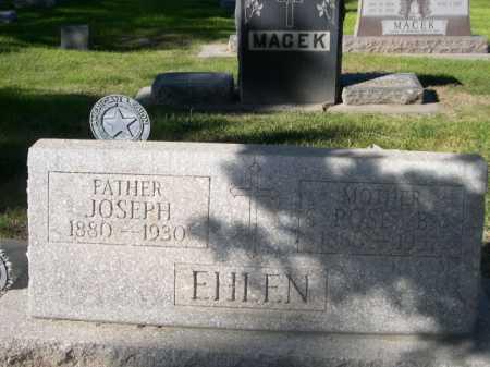 EHLEN, JOSEPH - Dawes County, Nebraska | JOSEPH EHLEN - Nebraska Gravestone Photos