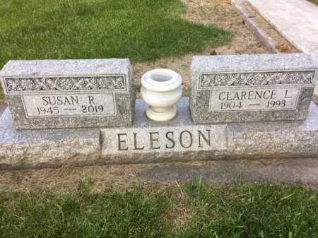 ELESON, SUSAN R. - Dawes County, Nebraska   SUSAN R. ELESON - Nebraska Gravestone Photos