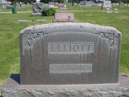 ELLIOTT, ROBERT I. - Dawes County, Nebraska | ROBERT I. ELLIOTT - Nebraska Gravestone Photos