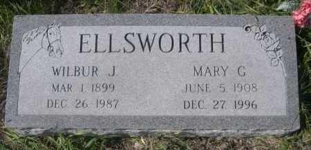ELLSWORTH, MARY G. - Dawes County, Nebraska | MARY G. ELLSWORTH - Nebraska Gravestone Photos