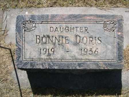 ERICKSON, BONNIE DORIS - Dawes County, Nebraska | BONNIE DORIS ERICKSON - Nebraska Gravestone Photos