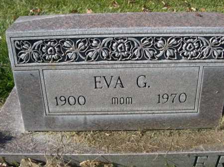 ERLEWINE, EVA G. - Dawes County, Nebraska | EVA G. ERLEWINE - Nebraska Gravestone Photos