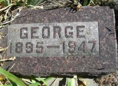 EVERSON, GEORGE - Dawes County, Nebraska | GEORGE EVERSON - Nebraska Gravestone Photos