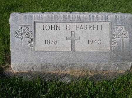 FARRELL, JOHN C. - Dawes County, Nebraska | JOHN C. FARRELL - Nebraska Gravestone Photos