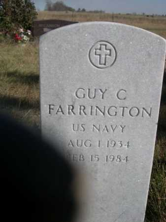 FARRINGTON, GUY C. - Dawes County, Nebraska   GUY C. FARRINGTON - Nebraska Gravestone Photos