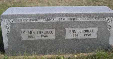 FARWELL, RAY - Dawes County, Nebraska | RAY FARWELL - Nebraska Gravestone Photos