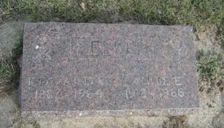 FELLER, ANNIE E. - Dawes County, Nebraska   ANNIE E. FELLER - Nebraska Gravestone Photos