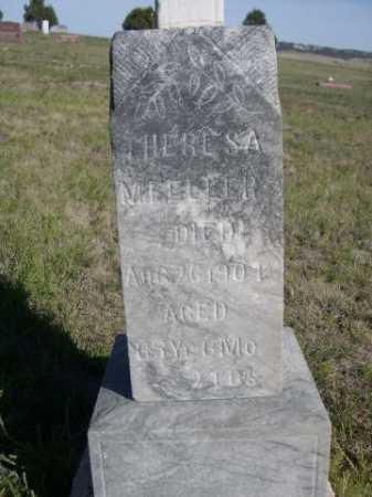 FELLER, THERESA - Dawes County, Nebraska | THERESA FELLER - Nebraska Gravestone Photos
