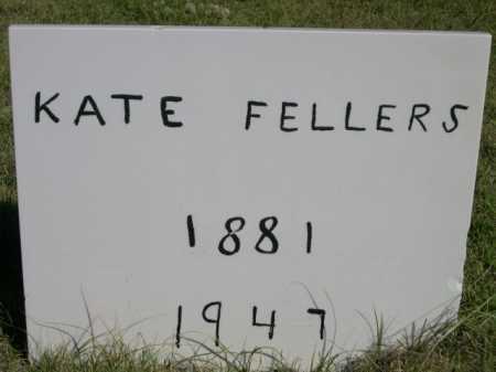 FELLERS, KATE - Dawes County, Nebraska | KATE FELLERS - Nebraska Gravestone Photos