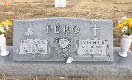 FERO, RAE JANINE - Dawes County, Nebraska | RAE JANINE FERO - Nebraska Gravestone Photos